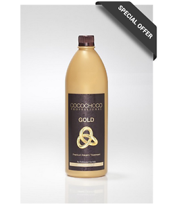 COCOCHOCO-professional-Gold-1000ml-with-24k-liquid-gold-New-improved-formula