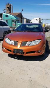 2004 Pontiac Sunfire • Auto • Certified!