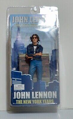 Beatles John Lennon New York Years Figure 2006 NECA