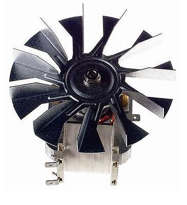 MOTOVENTILATORE FORNO ORIGINALE CANDY-HOOVER-IBERNA-GASFIRE 20 Watt