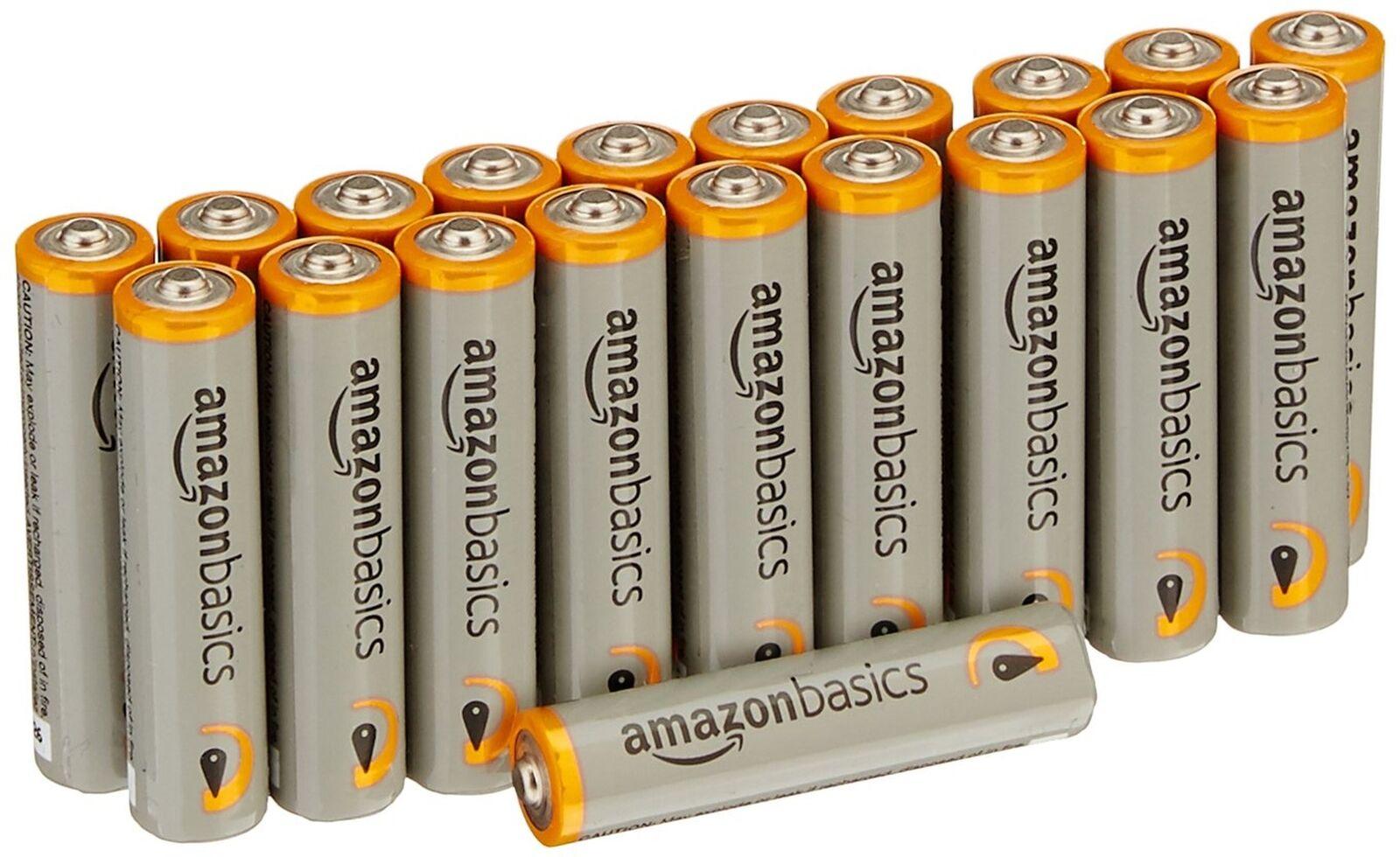 aaa batteries amazonbasics