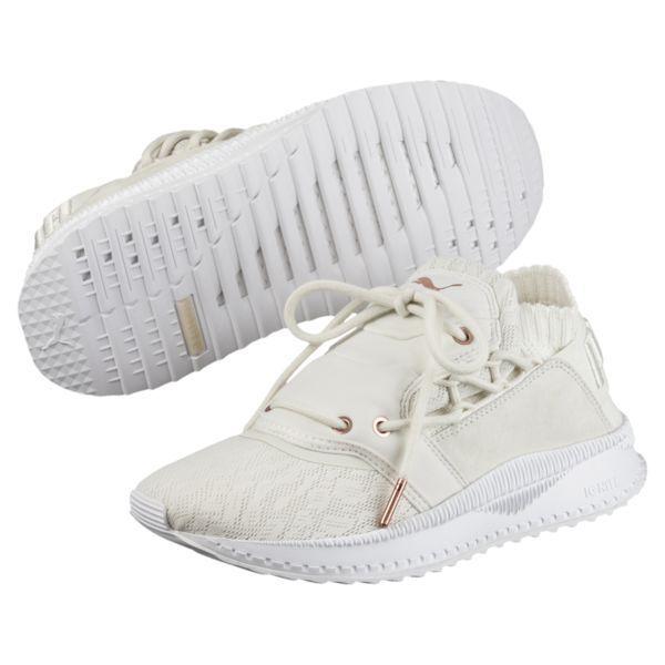 New Puma Mens Marshmallow White TSUGI Shinsei Lace Up Sneaker shoes Size 11