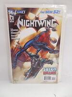 Nightwing DC New 52 Comic Book #2 Batman Joker Noel Preview