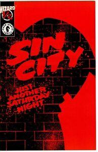 Sin-City-1-2-Just-Another-Saturday-Night-Dark-Horse-Comics-1st-Print-2005-NM