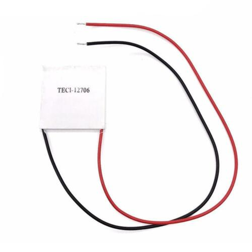 TEC1-12706 Heatsink Thermoelectric Cooler Cooling Peltier Plate Module 12V TR