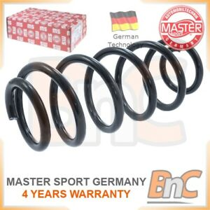 Original-Master-Sport-Alemania-resistente-Frente-Muelle-Para-Audi-VW