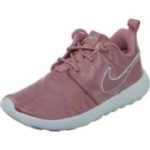 6c6d11097f586 Nike Roshe One Little Kids 749422-618 Elemental Pink White Shoes ...