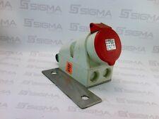 Bals CEE Norm 11316 Red Socket Outlet 32A 415v