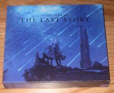 Elements of The Last Story Soundtrack Cd + Artbook-coleccionistas limitada Nintendo