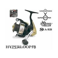 Shimano Hyperloop 2500 Fishing Reel Front Drag - Hl2500fb