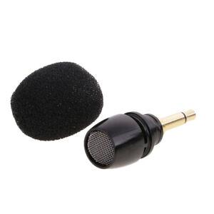 Mono-Standard-3-5mm-Plug-Condenser-Microphone-For-Skype-PC-Voice-Amplifier
