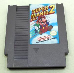 Super-Mario-Bros-2-1988-Nintendo-Nes-Cartridge-Sleeve