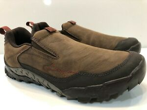 Merrell-Men-039-s-Annex-Trak-MOC-Hiking-Slip-on-Casual-Shoe-Brown-Sz-10-5