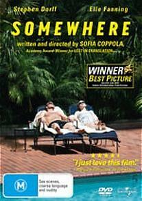 1 of 1 - SOMEWHERE : NEW DVD : Stephen Dorff
