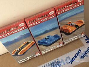 TESTORS-EASYBUILDER-PLASTIC-KITS-863002-863003-863004-SALT-FLAT-RACERS-1-32nd