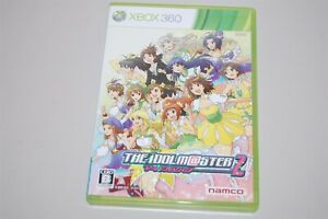 The-Idol-Master-2-Japan-microsoft-xbox-360-game