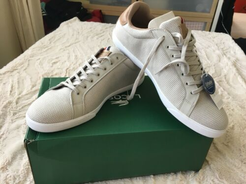 Welcome Lacoste Offers Trainers Men's 10 New sensible 5 HAx1S