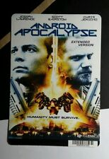 ANDROID APOCALYPSE LAWRENCE BAIRSTOW MINI POSTER BACKER CARD (NOT a movie dvd )