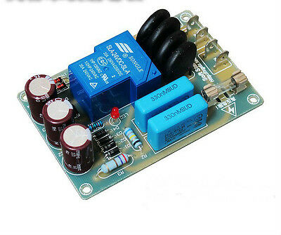 New Version -Auto delay soft start power protection board
