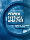 Power Systems Analysis by Vijay Vittal, Arthur R. Bergen (Hardback, 1999)