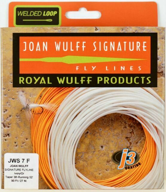 Royal Wulff Fly Line