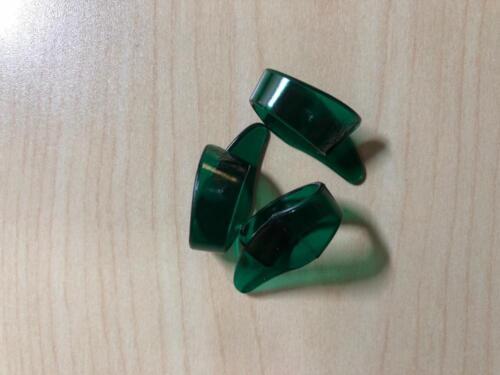 3 Pack of Fred Kelly Poly Regular Thumbpicks Size Medium