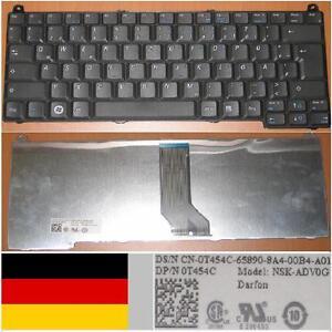 Clavier-Qwertz-Allemand-DELL-1310-1510-2510-0T454C-0T454C-T454C-NSK-ADV0G-Noir
