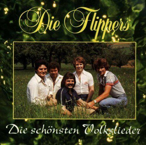Flippers Die schönsten Volkslieder (12 tracks)  [CD]