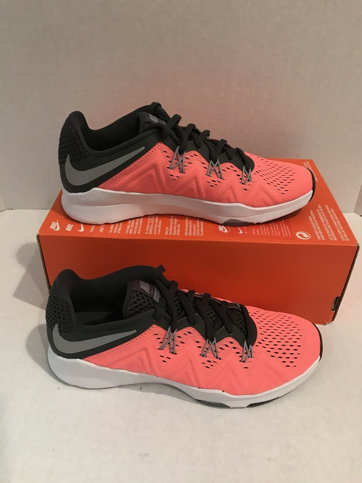 Nike Zoom Condition TR Pink Black Womens Cross Training Shoes 852472-600