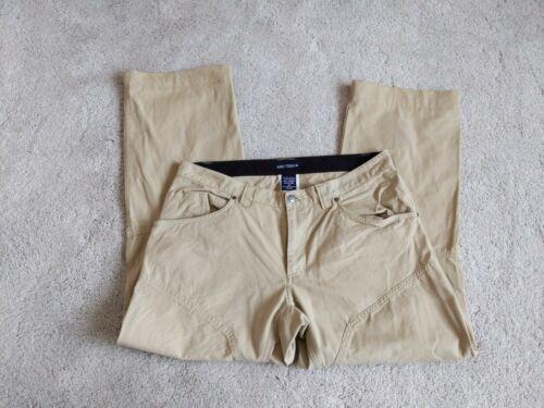 Men's Arc'teryx Khaki Pants Tan Sz 36x30.5