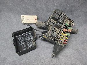 2005 dodge neon underhood main fuse box relay center oem 23830 ebay