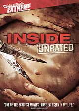 Inside (DVD, 2008, Unrated) BRAND NEW SEALED