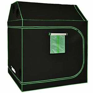 """60""""x60""""x72"""" Plant Grow Tent, Indoor Growing Tent with Observation Windows, Lig.."""