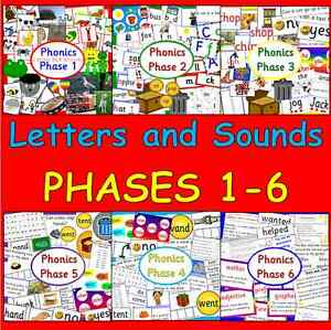 image is loading phonics phase 1 6 teaching resource cd letters
