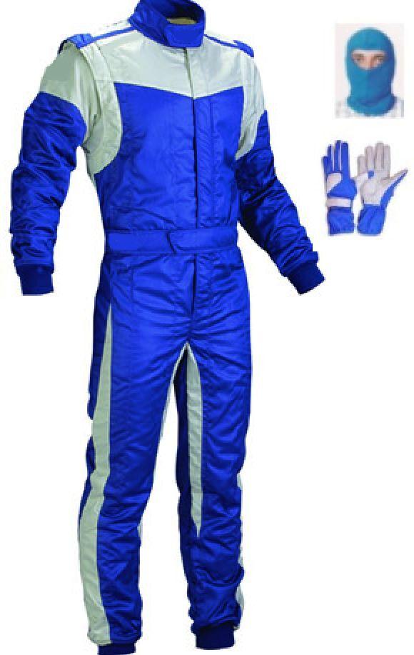 Regular Go kart race  suit  designer online