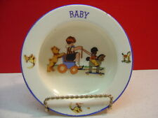 Vintage BABY BOWL Made in Czechoslovakia