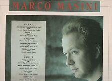 MARCO MASINI raro DISCO LP 33 GIRI cantato in SPAGNOLO made in SPAIN