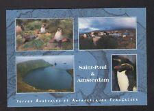 TERRES AUSTRALES & ANTARCTIQUES / T.A.A.F. / ILE SAINT-PAUL & AMSTERDAM ,  Base