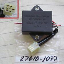 Kawasaki Z550 G1 C3 F1 KZ440 D2 LTD Belt Z750 K1 P7 ZG1300 Switch 27010-1077 NOS
