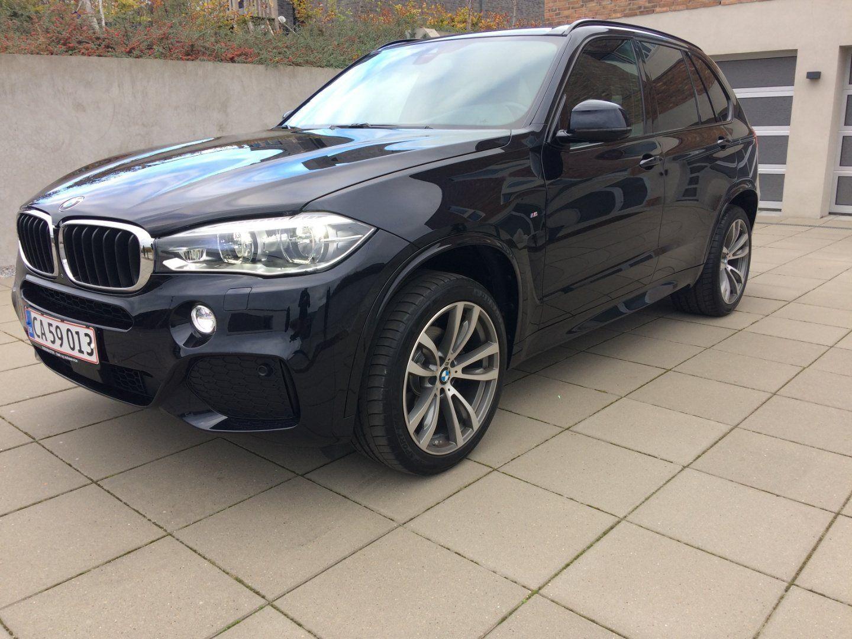 BMW X5 3,0 xDrive30d aut. 5d - 4.499 kr.