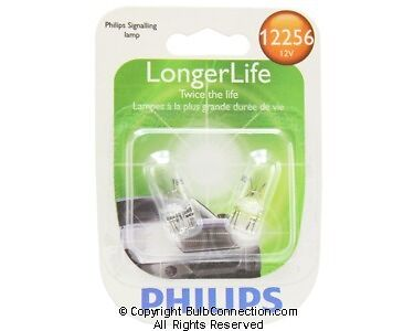 NEW Philips 12256 Automotive 2-Pack 12256LLB2 Bulb