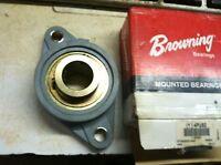 "BROWNING CF2S-Z220 NGF 764531 1-1/4"" 2 Bolt Flange Mount Set Screw Bearing 1Z"
