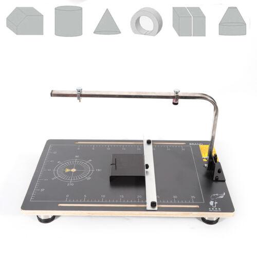 24W Tragbar Styropor Cutter Schaumstoff Schneidemaschine Heißdrahtschneider DE