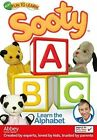 Sooty Learn The Alphabet DVD Childrens 2015 Boxed UK PAL R2