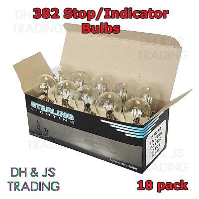 Tail Light Bulbs Rear Brake Lights Bulb 382 12v 21w 08-16 Audi A4 B8 Stop