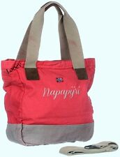Sac D'épaule Femme Napapijri Bag femme Verke Fourre-tout Poppy Rouge N0E04