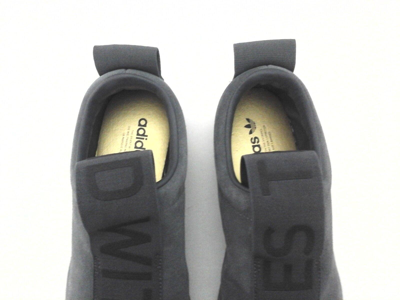 Adidas superstar schuhe anziehen, cg3595 frauen graues 3 wildleder uns 10 / 3 graues 222416