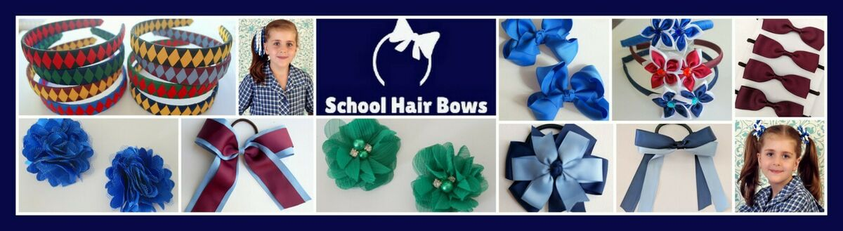 schoolhairbows