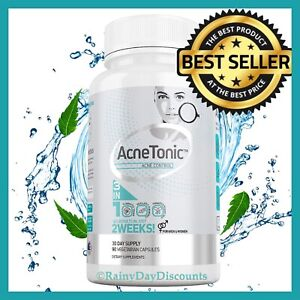 Acne Treatment For Men Women Teens Face Body Acne Oily Skin