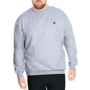 Champion-Big-amp-Tall-Men-039-s-Fleece-Sweatshirt